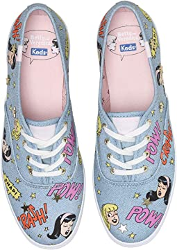 Keds x Betty and Veronica Champion Pop Print