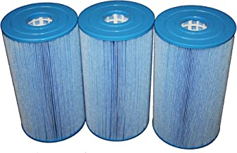 (3) Guardian Pool Spa Filter Cartridges Replaces WATKINS HOT SPRING C6430 UNICEL C-6430 PLEATCO PWK30 FC-3915 Antimicrobial