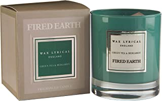 Green Tea And Bergamot Candle
