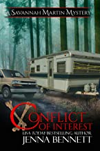 Conflict of Interest: A Savannah Martin Novel (Savannah Martin Mysteries Book 17)