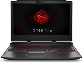 HP Omen X 17-ap003ne, Gaming Laptop, Intel Core i7-7820HK, 17 Inch, 1TB HDD + 256GB SSD, 32GB RAM, NVIDIA GeForce GTX 1080 (8 GB GDDR5), Win 10, Eng-Ara KB, Shadow Black