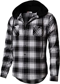 Best h&m flannel hooded Reviews