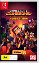 Minecraft Dungeons Hero Edition - Nintendo Switch
