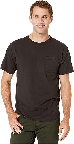 ComfortWash™ Garment Dyed Short Sleeve Pocket T-Shirt
