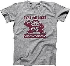 It's On Like Kong Retro Video Game Mens Shirt