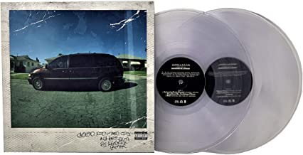 Good Kid M.A.A.D City (Limited Edition Clear Colored...