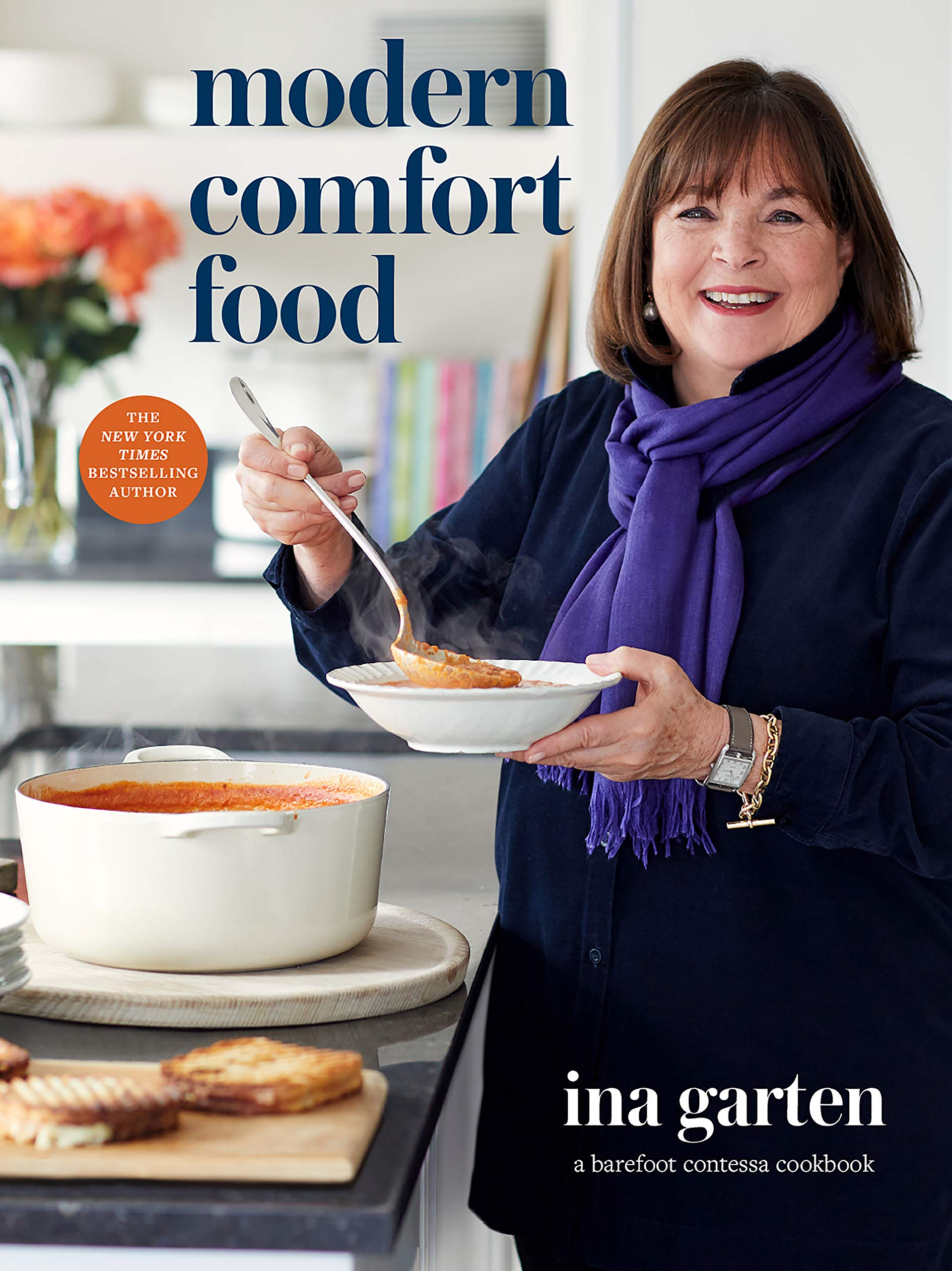 Cover image of Modern Comfort Food by Ina Garten