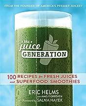 Best juice generation cookbook Reviews