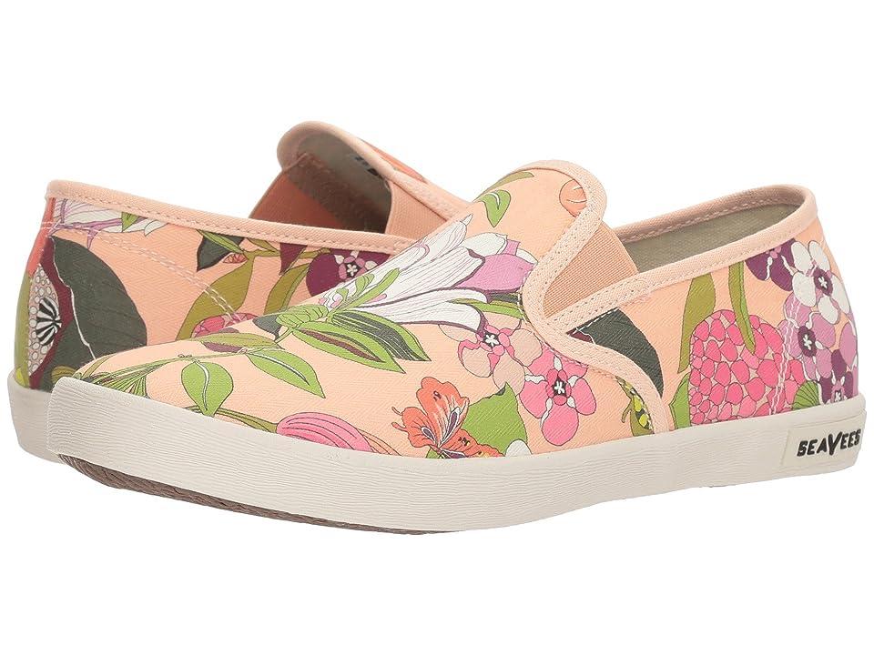 SeaVees Baja Slip-On Trina Turk (Pink Secret Garden) Women