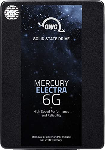 """OWC 1TB Mercury Electra 6G SSD 2.5"""" Serial-ATA 7mm Solid-State Drive"""