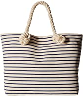 Hat Attack - Perfect Canvas Beach Tote