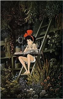 CGC Huge Poster - Kiki's Delivery Service Movie Poster Studio Ghibli - STG017 (16