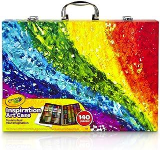 Crayola Inspiration Art Case -140 pièces-Assortiment