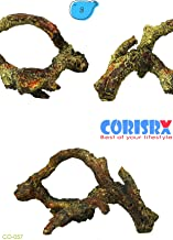 Corisrx Driftwood for Aquarium Decoration Freshwater Fish Tank Plant Shrimp Decor