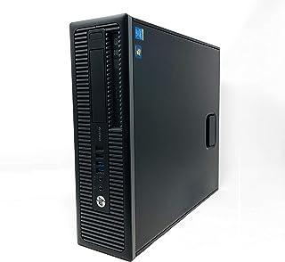 HP ProDesk 600 G1 SFF - Ordenador de sobremesa (Intel Core I5-4570 3.2 GHz, 8GB de RAM, Disco HDD 500GB, Lector DVD, Windo...