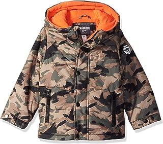 Boys' Little Man Puffer Jacket