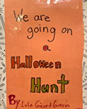 We Are Going on a Halloween Hunt (English Edition)
