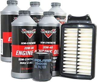 2010-2013 Victory Cross Country Oil and Air Maintenance Kit