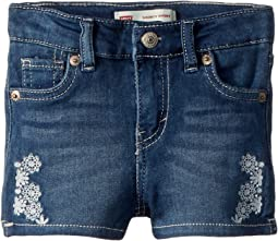 Embroidered Shorty Shorts (Infant)