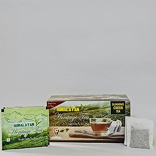 Himalayan Heritage's Green Tea Bags ( 25 Tea Bags)