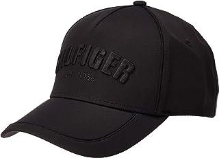 تومي هيلفغر قبعة البيسبول وسناباك ، اسود ، قياس واحد - AM0AM05153