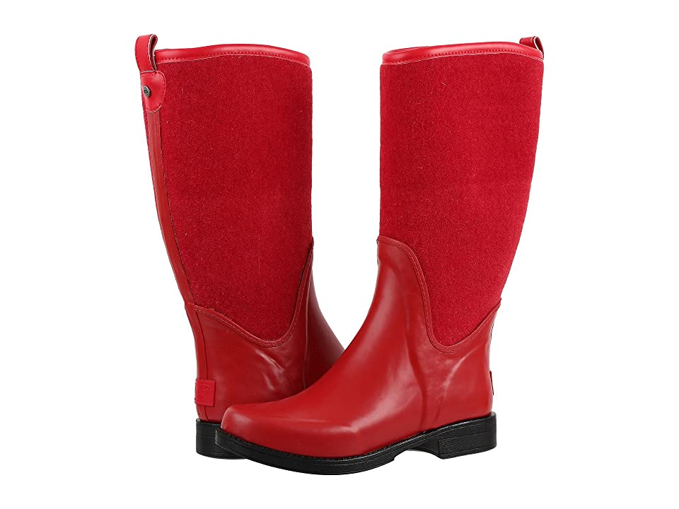 UGG Reignfall (Lipstick Red) Women