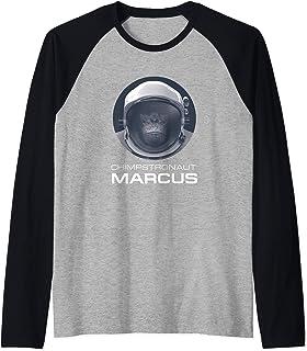 Netflix Space Force Chimpstronaut Marcus Manche Raglan