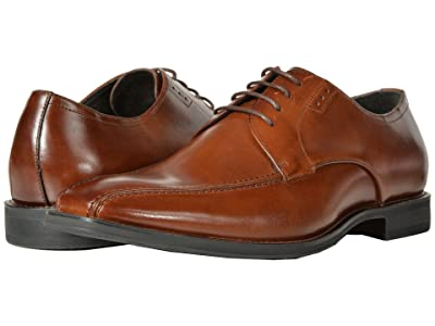 Stacy Adams Logan Bike Toe Oxford (Cognac) Men