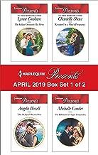 Harlequin Presents - April 2019 - Box Set 1 of 2: An Anthology