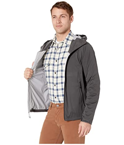 The North Face Allproof Stretch Jacket (Asphalt Grey) Men