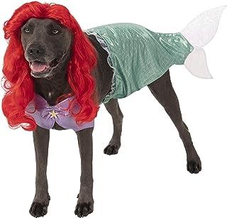 Disney Princess Pet Costume, Ariel, XX-Large