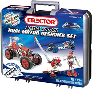 Meccano - Special Edition Dual Motor Designer Set