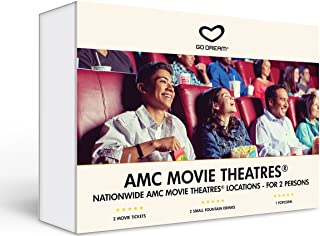 amc movie ticket gift packages