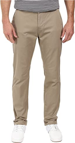 Timberwolf Stretch Twill