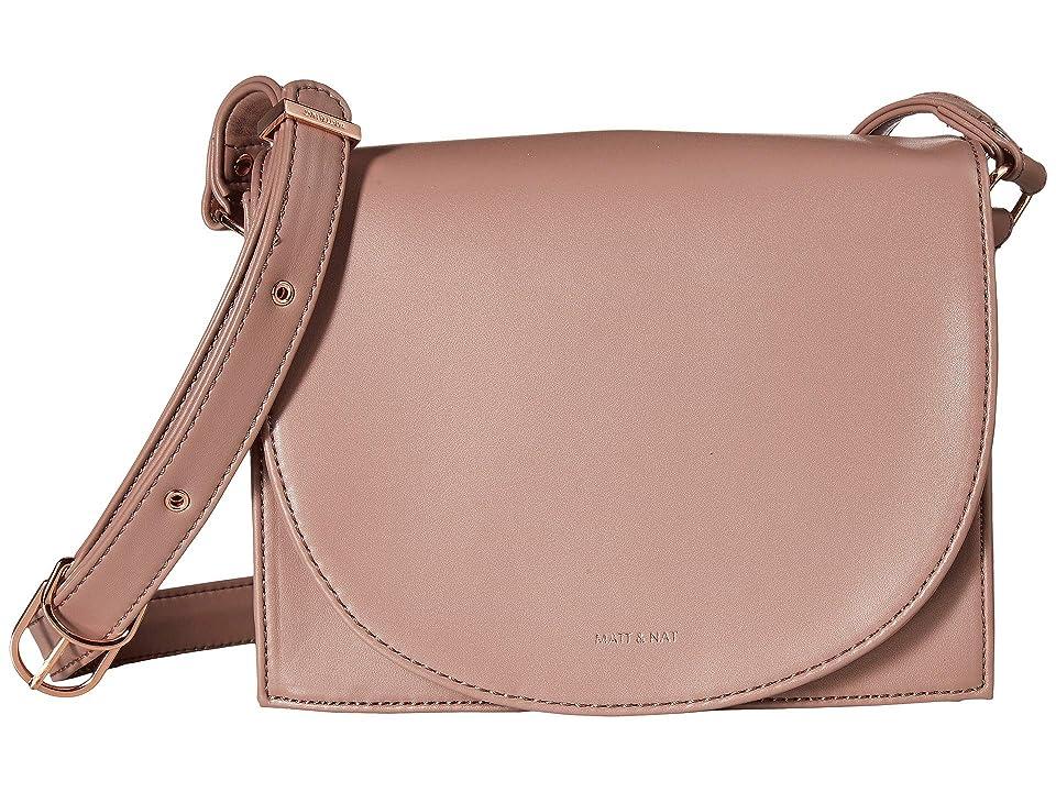 Matt & Nat Loom Calla (Mahogany) Handbags