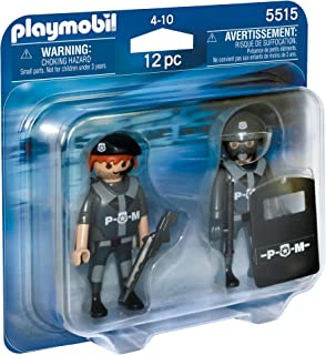 Amazon.es: playmobil policia - 8-11 años