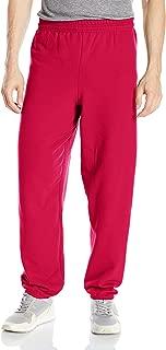 Hanes Unisex-Adult Mens P650 EcoSmart Fleece Sweatpant Pants