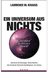 Ein Universum aus Nichts: ... und warum da trotzdem etwas ist (German Edition) Kindle Edition