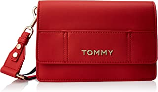 Tommy Hilfiger Crossbody for Women-Tommy Red Mix
