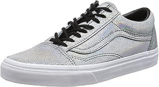 scarpe vans argento