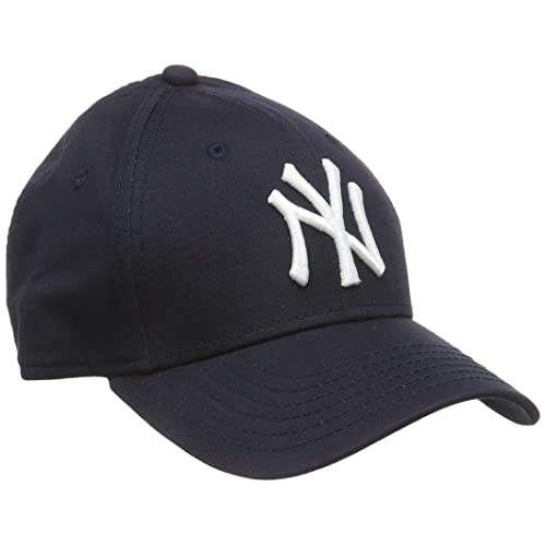 New Era Boy s Kids MLB Basic NY Yankees 9Forty Adjustable Cap e76cf918584