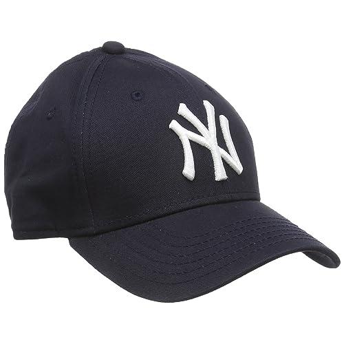 New Era Boy s Kids MLB Basic NY Yankees 9Forty Adjustable Cap bfc48454546