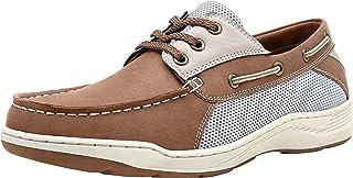 comprar comparacion CAMEL CROWN Nauticos Hombre Verano Zapatos Casual Hombre Resistente al Desgaste Respirable Náuticos para Hombre