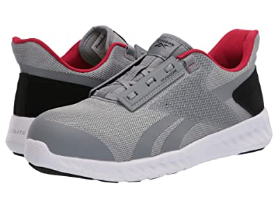 Reebok Work Sublite Legend Comp Toe (Grey) Men