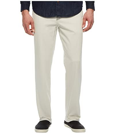 Nautica Classic Fit Stretch Deck Pants (Nautica Stone) Men