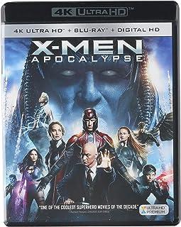 X-Men: Apocalípsis (4K) (blu_ray) [Blu-ray]