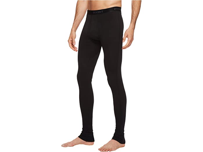 2(x)ist Essentials Long Underwear Black Pants