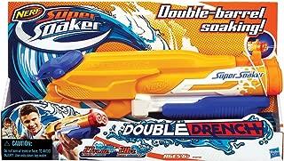 Super Soaker - Lanzador de Agua Double Drench (Hasbro A4840e35)