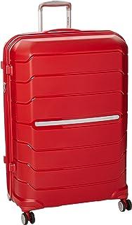 حقيبة سفر كبيرة حمراء اللون من سامسونايت أوكتولايت سبينر