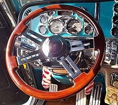 New World Motoring Steering Wheel & Hub Kit: 18